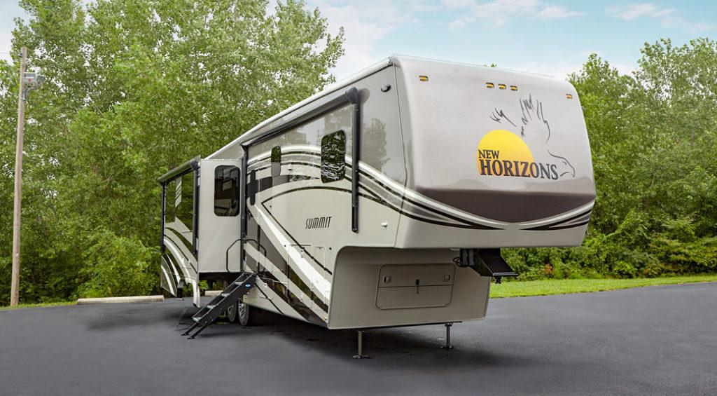 New Horizons Custom Luxury RVs
