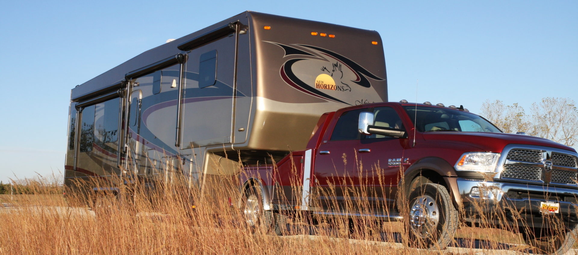 New Horizons Rv >> New Horizons Custom Luxury Rvs