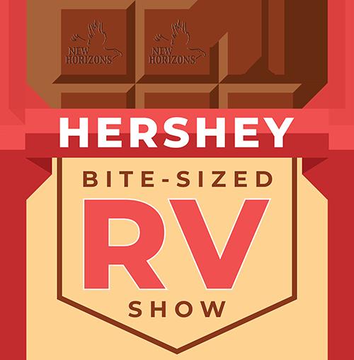 Hershey Bite-Sized RV Show