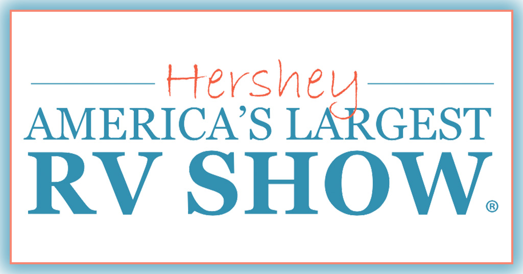 Hershey RV Show Logo