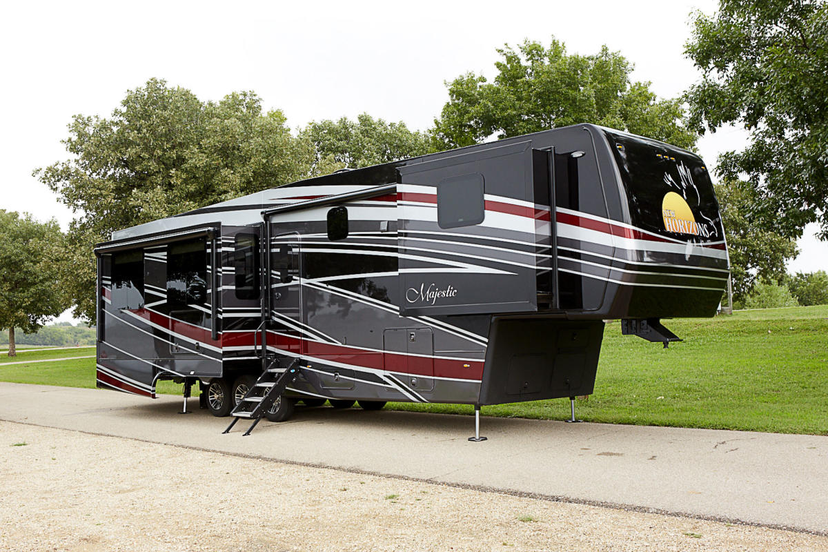 New Horizons Rv >> Majestic New Horizons Rv