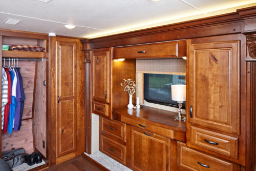 Majestic bedroom cabinets