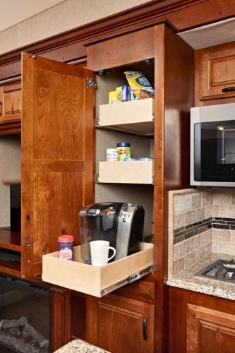 Majestic kitchen pantry
